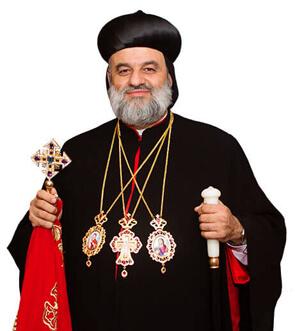 Patriarch of Antioch Mor Ignatius Ephrem II